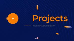 Business Project 베스트 피치덱 템플릿