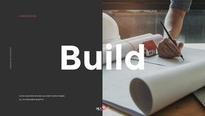 건축 (Build, Construction) 피치덱