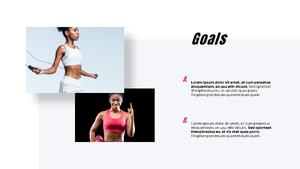 피트니스 & 스포츠 어플리케이션 피치덱
