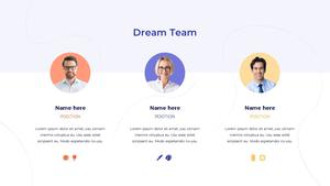 Start Business Plan 피치덱 템플릿
