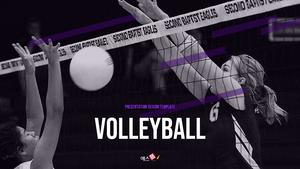 배구 (Volleyball) ppt Template