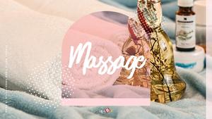 마사지 (Massage) PPT 16:9