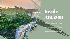 Amazon (아마존) ppt 템플릿