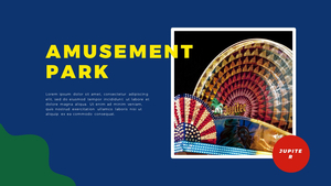 놀이 공원 (Fairground) 프레젠테이션 PPT