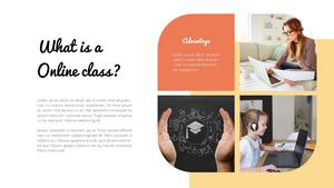 온라인 클래스 Online Class ppt