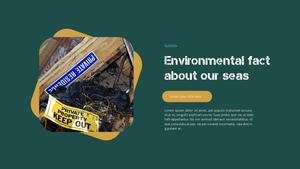 Marine Pollution 해양 오염 ppt 템플릿 #10