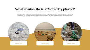 Marine Pollution 해양 오염 ppt 템플릿 #14