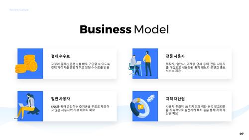 문화 공유 커뮤니티 사업계획서 - 섬네일 8page