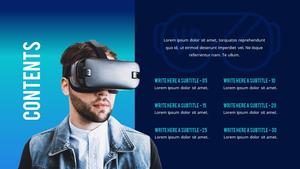 VR 가상현실 (Virtual Reality) 파워포인트
