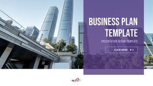 비즈니스 플랜 (Business Plan) 템플릿