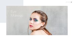 아이 메이크업 (Eye Makeup) 프레젠테이션 ppt