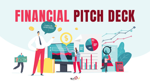 Financial 금융 Pitch Deck