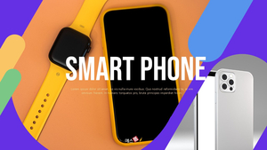 Smart Phone (스마트폰) PPT 16:9