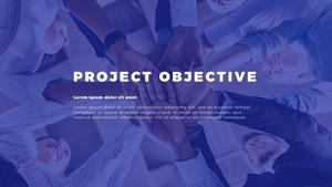 프로젝트 제안서 비즈니스 Template