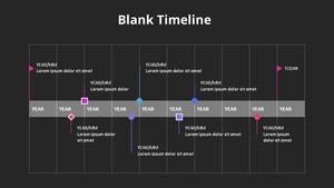 Blank Timeline