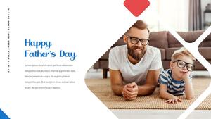 아버지의 날 (Fathers Day) 프레젠테이션 ppt #10