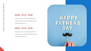 아버지의 날 (Fathers Day) 프레젠테이션 ppt #12