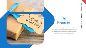 아버지의 날 (Fathers Day) 프레젠테이션 ppt #17