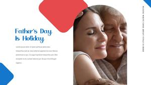 아버지의 날 (Fathers Day) 프레젠테이션 ppt #20