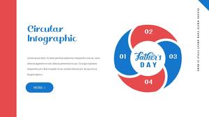 아버지의 날 (Fathers Day) 프레젠테이션 ppt #28