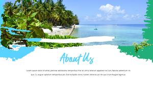 트로피컬 비치 Tropical Beach ppt