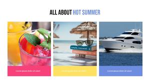 Hot Summer (뜨거운 여름) PPT