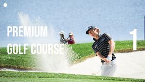 골프 (Golf Today) 템플릿