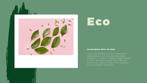 에코 그린 (ECO Green) 템플릿
