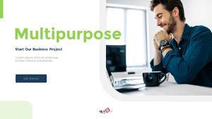 Multipurpose 피치덱 템플릿