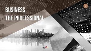 비즈니스 전문가 (Business the Professional) PPT