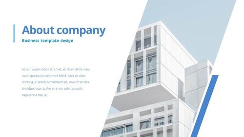 Success Business (성공적인 비즈니스) 템플릿 - 섬네일 2page