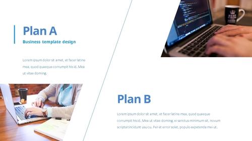 Success Business (성공적인 비즈니스) 템플릿 - 섬네일 4page
