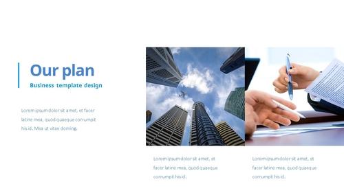 Success Business (성공적인 비즈니스) 템플릿 - 섬네일 14page