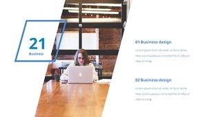 Success Business (성공적인 비즈니스) 템플릿 #16