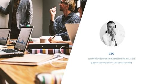 Success Business (성공적인 비즈니스) 템플릿 - 섬네일 24page
