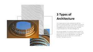 건설, 건축, 빌딩 템플릿 PPT 16:9