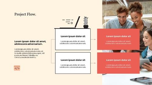 모바일 앱 & 웹 개발 에이전시 피치덱 - 섬네일 11page