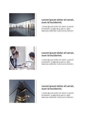 프로젝트 제안서 프레젠테이션 세로 템플릿 - 섬네일 11page