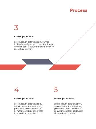 프로젝트 제안서 프레젠테이션 세로 템플릿 - 섬네일 16page