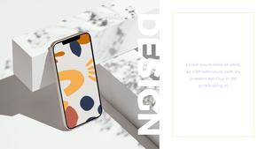 스마트폰 목업 월페이퍼 디자인 template #20