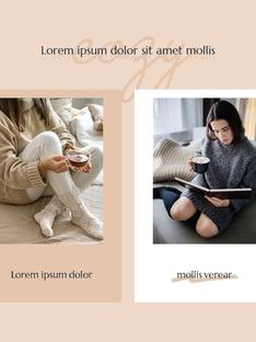 스위트 홈  Sweet Home 세로형 파워포인트(파워포인트>프리미엄 PPT>일반/기타) - 예스폼 쇼핑몰 #11
