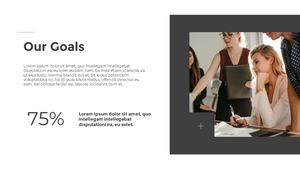 Minimal Buisiness 심플 템플릿(파워포인트>프리미엄 PPT>비즈니스/산업) - 예스폼 쇼핑몰 #10