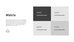 Minimal Buisiness 심플 템플릿(파워포인트>프리미엄 PPT>비즈니스/산업) - 예스폼 쇼핑몰 #19