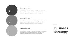 Minimal Buisiness 심플 템플릿(파워포인트>프리미엄 PPT>비즈니스/산업) - 예스폼 쇼핑몰 #29