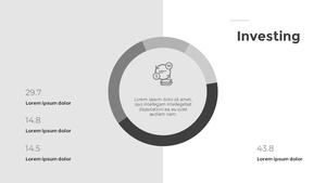 Minimal Buisiness 심플 템플릿(파워포인트>프리미엄 PPT>비즈니스/산업) - 예스폼 쇼핑몰 #34