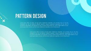 컬러풀 패턴 (Pattern) PPT 배경