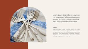 테이블 매너  Table Manners 파워포인트(파워포인트>프리미엄 PPT>사회/문화) - 예스폼 쇼핑몰 #19
