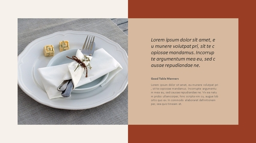 테이블 매너 (Table Manners) 파워포인트 - 섬네일 24page