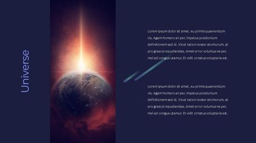 태양계 (Solar System) 프레젠테이션 - 섬네일 3page