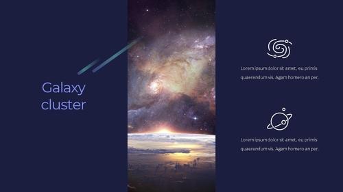 태양계 (Solar System) 프레젠테이션 - 섬네일 4page